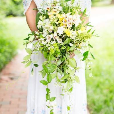 Spring Wedding Bouquets We Love