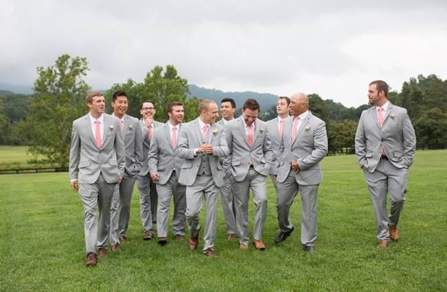 Sweet Vineyard Wedding in Virginia {Gayle Driver Photography} 12