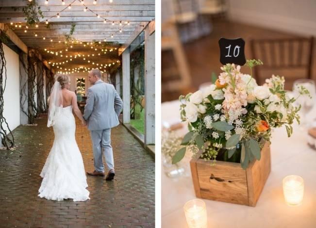 Sweet Vineyard Wedding in Virginia {Gayle Driver Photography} 16