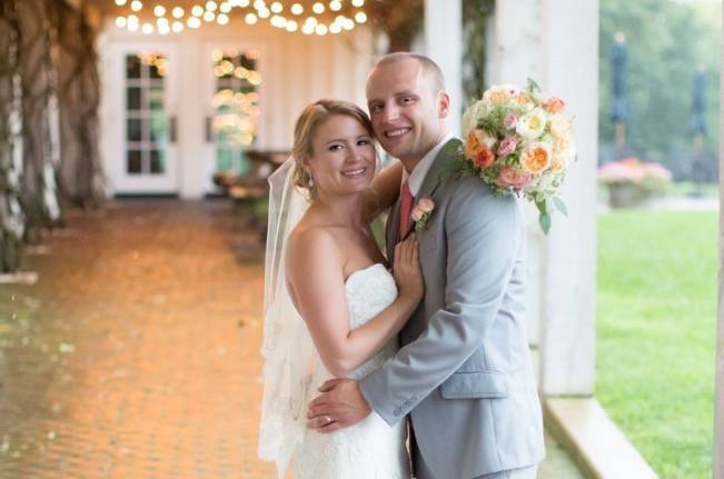 Sweet Vineyard Wedding in Virginia {Gayle Driver Photography} 21