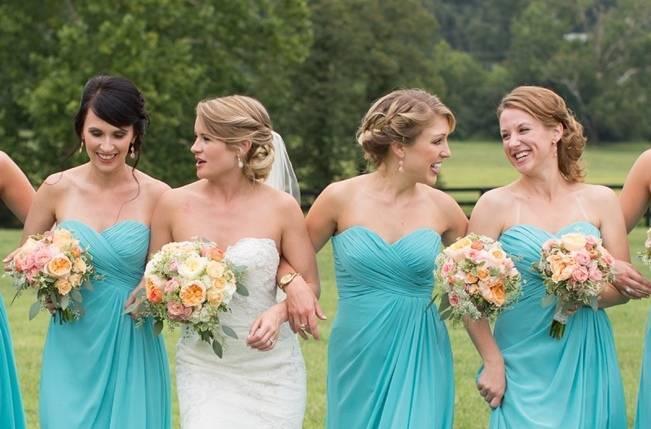 Sweet Vineyard Wedding in Virginia {Gayle Driver Photography} 8