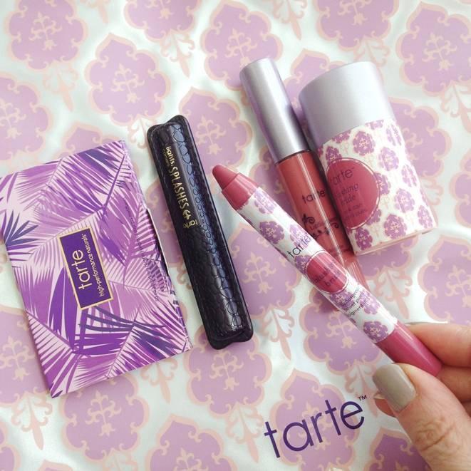 Tarte Blushing Bride Kit Review 2