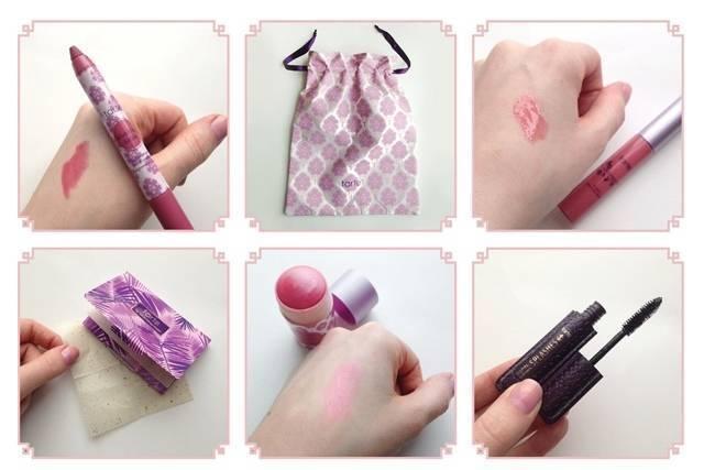 Tarte Blushing Bride Kit Review 3