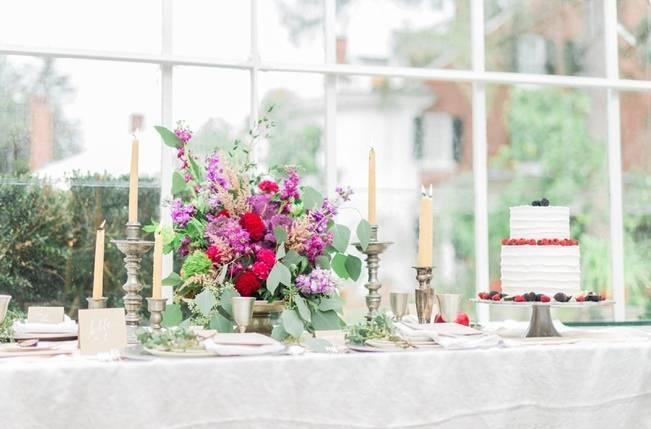 Bright Botanical Greenhouse Shoot {Newbury Photographs} 4
