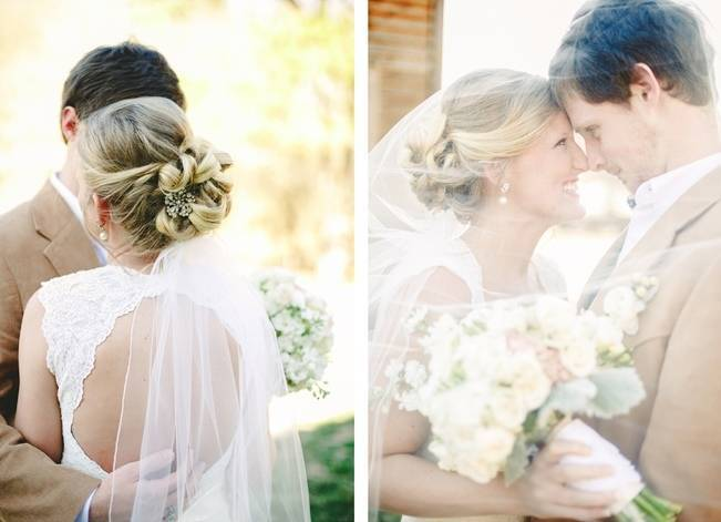 Charming Southern Wedding with Rustic Mint Details {Brandy Angel Photography} 10