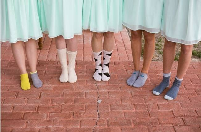 Charming Southern Wedding with Rustic Mint Details {Brandy Angel Photography} 11