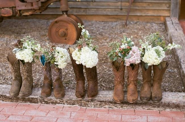 Charming Southern Wedding with Rustic Mint Details {Brandy Angel Photography} 12
