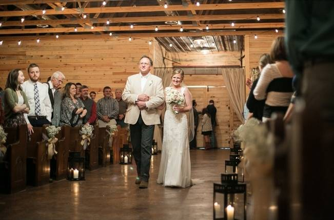 Charming Southern Wedding with Rustic Mint Details {Brandy Angel Photography} 13