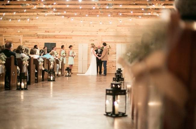 Charming Southern Wedding with Rustic Mint Details {Brandy Angel Photography} 14