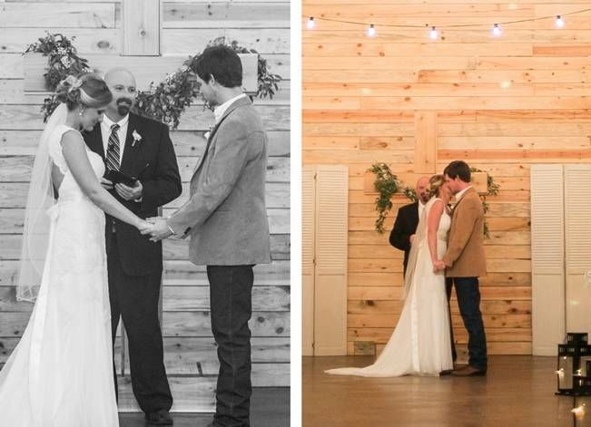 Charming Southern Wedding with Rustic Mint Details {Brandy Angel Photography} 15