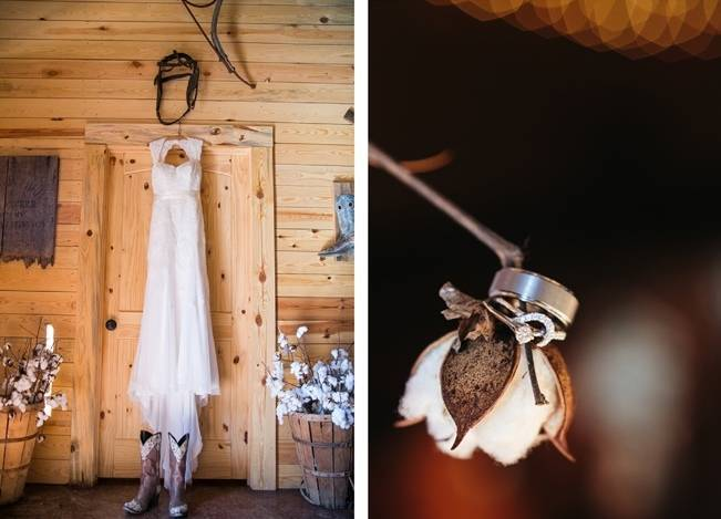 Charming Southern Wedding with Rustic Mint Details {Brandy Angel Photography} 2