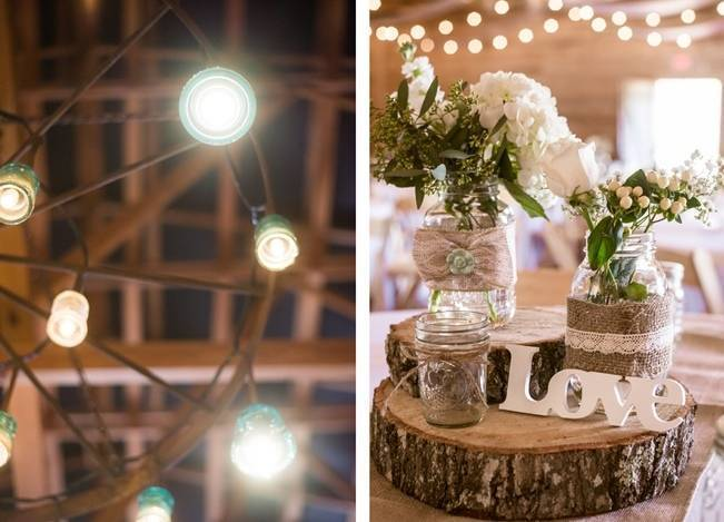Charming Southern Wedding with Rustic Mint Details {Brandy Angel Photography} 22