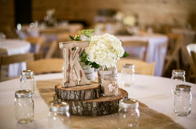 Charming Southern Wedding with Rustic Mint Details {Brandy Angel Photography} 23
