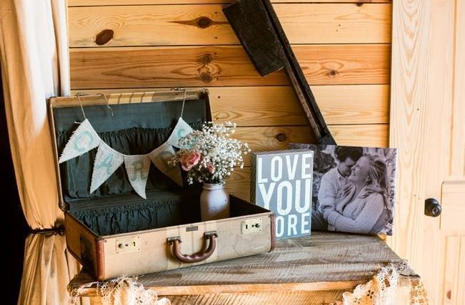 Charming Southern Wedding with Rustic Mint Details {Brandy Angel Photography} 24