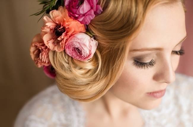 Floral Boudoir Shoot {Natalie Sinisgalli Photography} 1