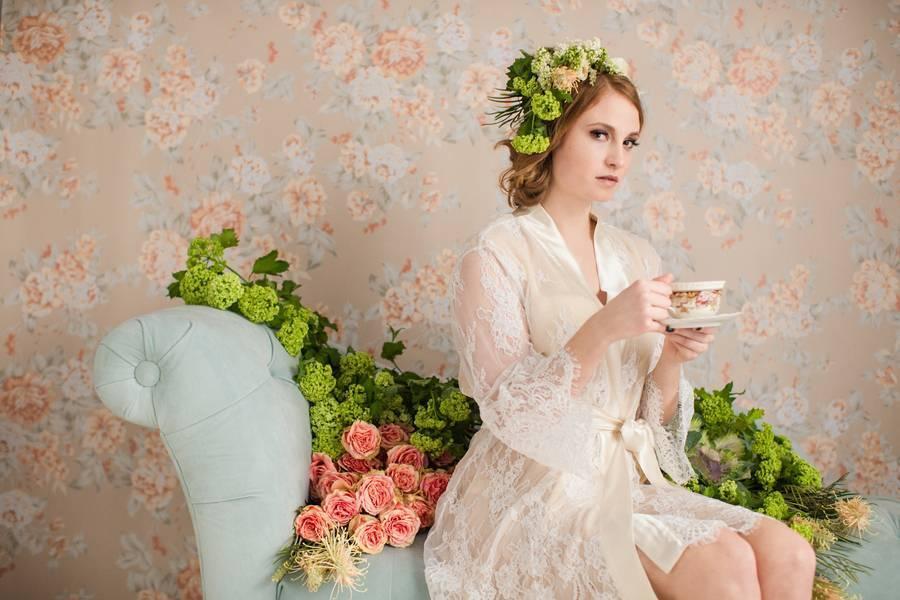Floral Boudoir Shoot {Natalie Sinisgalli Photography} 10.2