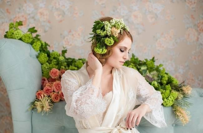 Floral Boudoir Shoot {Natalie Sinisgalli Photography} 10