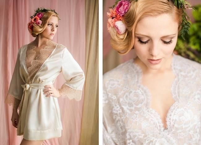 Floral Boudoir Shoot {Natalie Sinisgalli Photography} 2