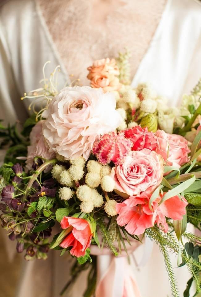 Floral Boudoir Shoot {Natalie Sinisgalli Photography} 3
