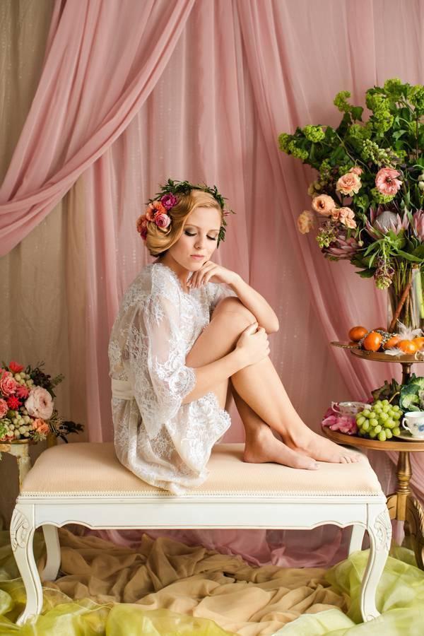 Floral Boudoir Shoot {Natalie Sinisgalli Photography} 4_