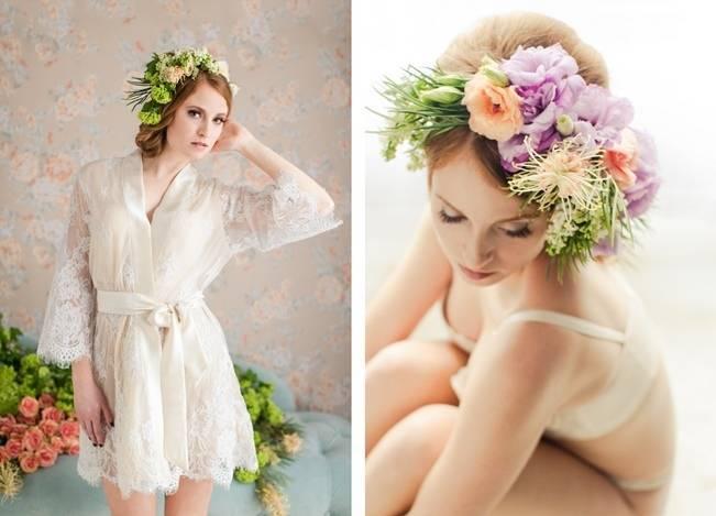Floral Boudoir Shoot {Natalie Sinisgalli Photography} 7