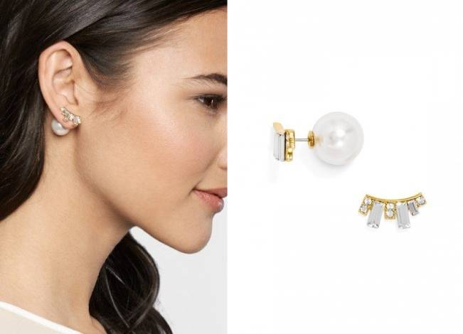 Gold Deco 360 Crawlers from Bauble Bar