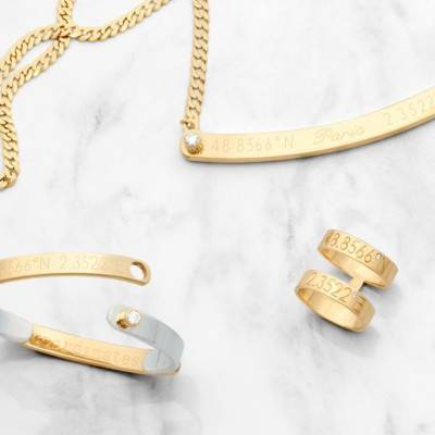 We Love Custom Coordinates Jewelry! + 20% off