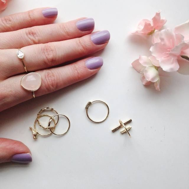 Pretty Stacking and Midi Rings from Bling Jewelry - for Bridesmaids and Fashion 6