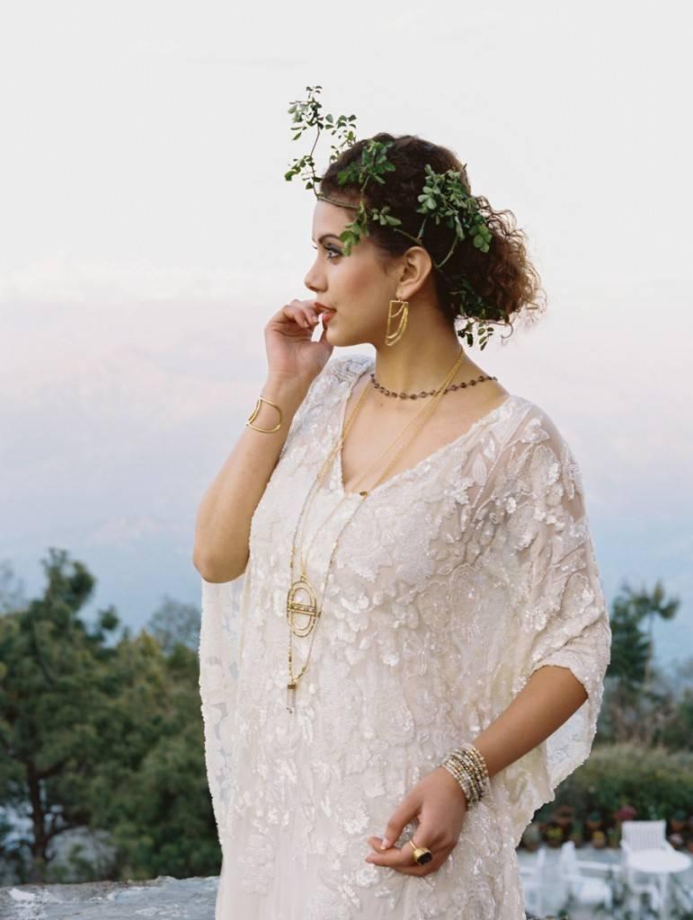 Boho Nepali Wedding Inspiration 1