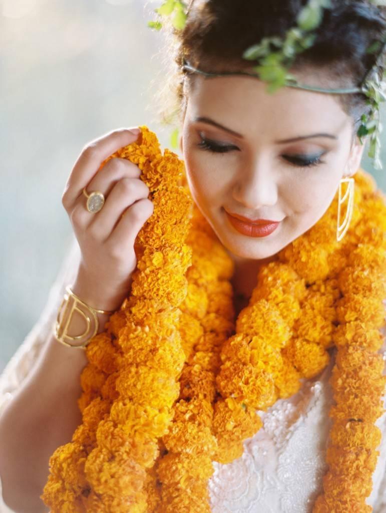 Boho Nepali Wedding Inspiration 18