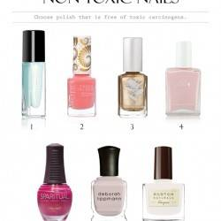 7 nontoxic nail polish brands, 5-free