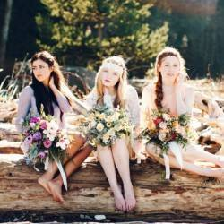 Bohemian Bride Inspiration {Catie Coyle Photography} 1