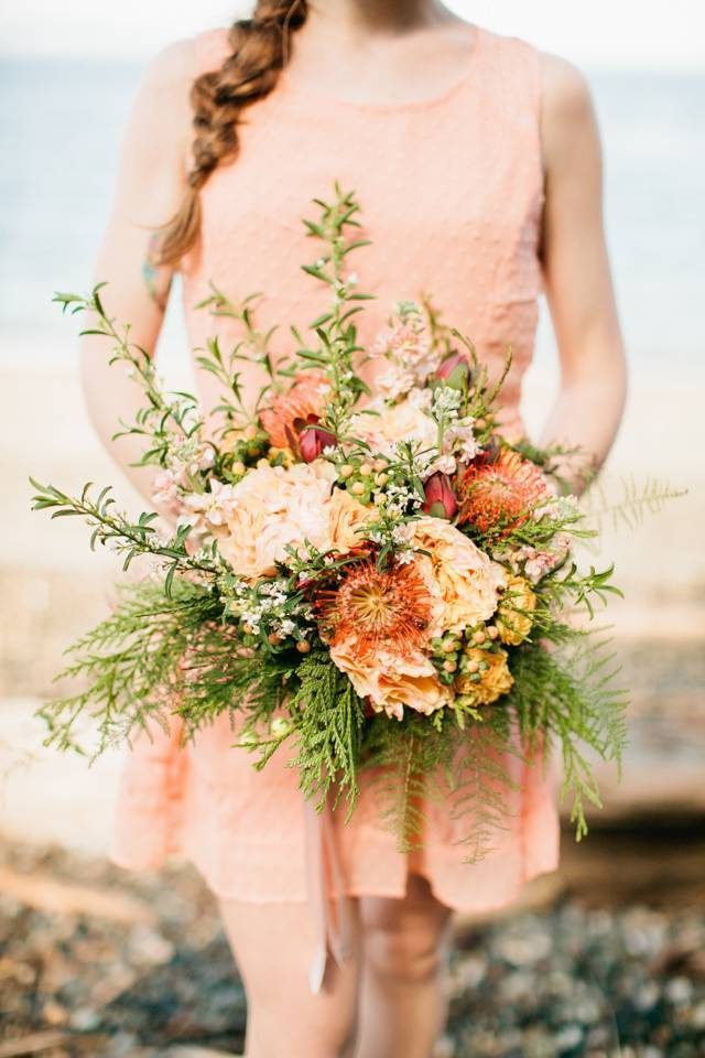 Bohemian Bride Inspiration {Catie Coyle Photography} 10