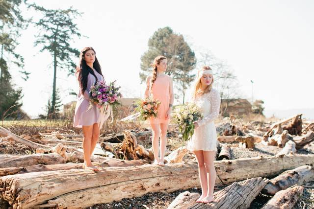 Bohemian Bride Inspiration {Catie Coyle Photography} 12