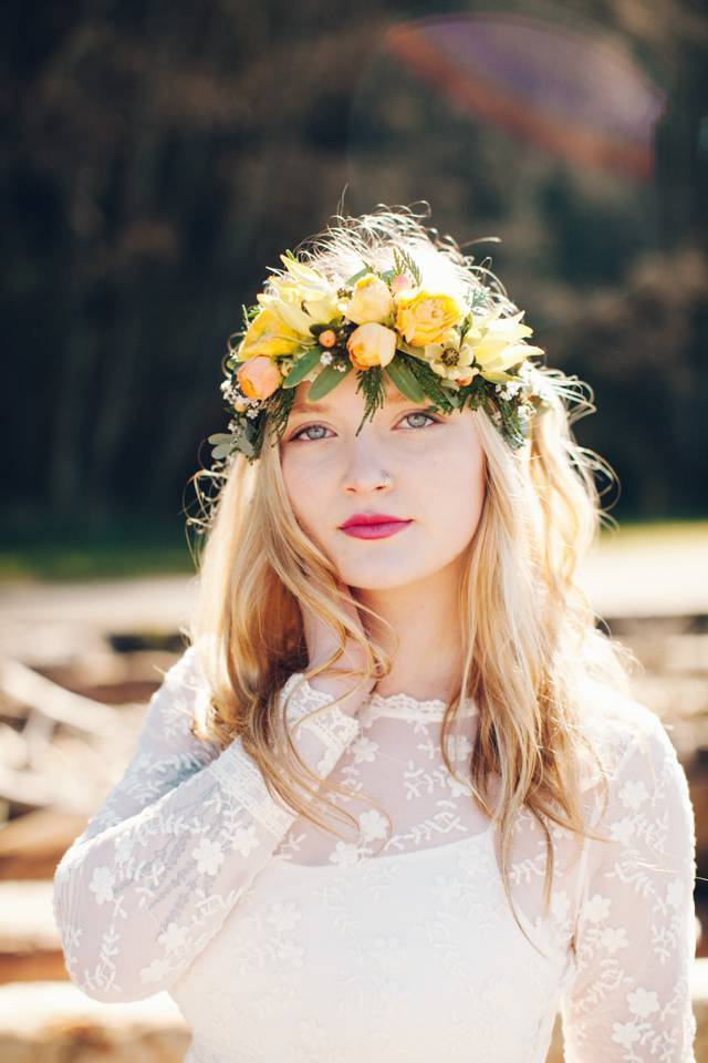Bohemian Bride Inspiration {Catie Coyle Photography} 14