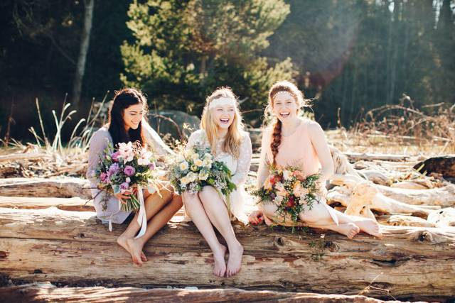 Bohemian Bride Inspiration {Catie Coyle Photography} 15