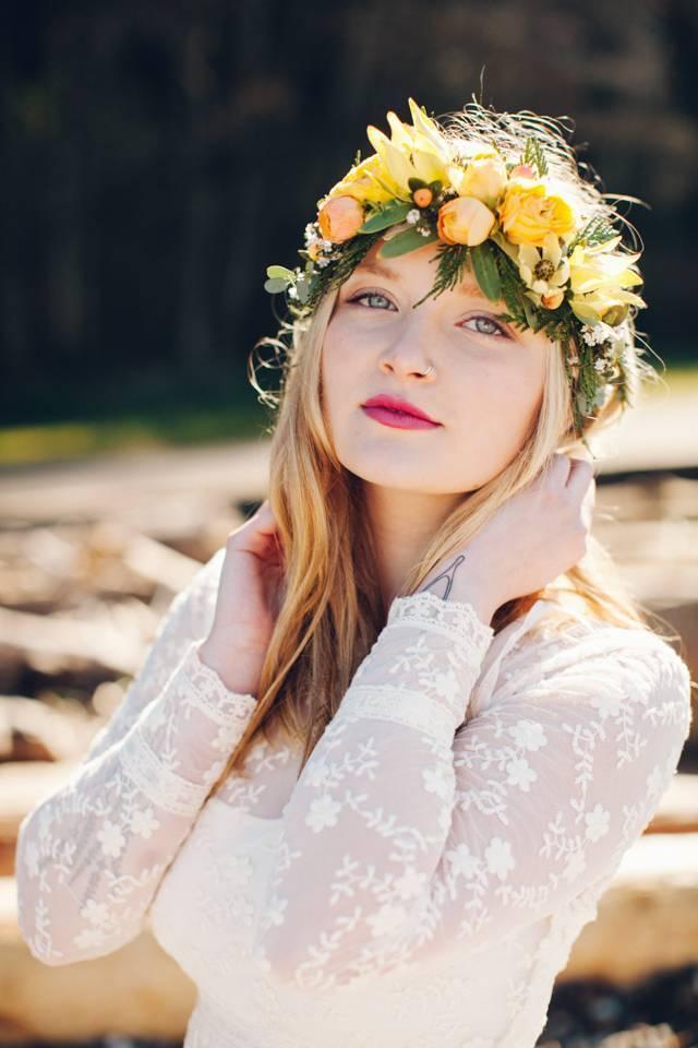 Bohemian Bride Inspiration {Catie Coyle Photography} 2
