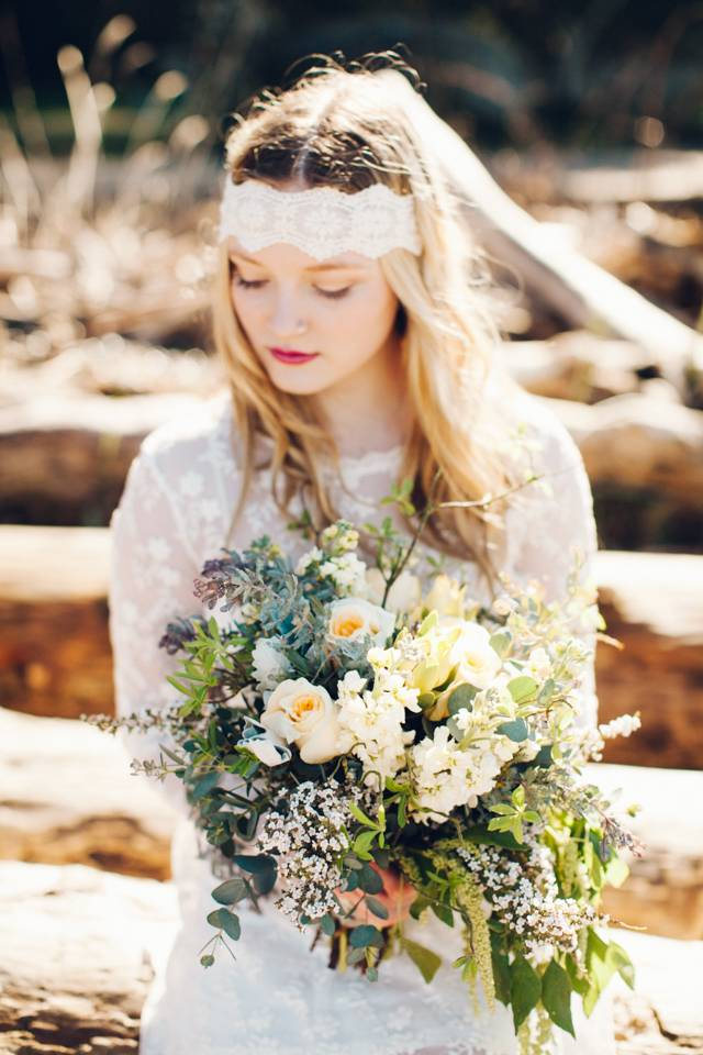 Bohemian Bride Inspiration {Catie Coyle Photography} 4