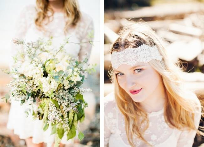 Bohemian Bride Inspiration {Catie Coyle Photography} 5