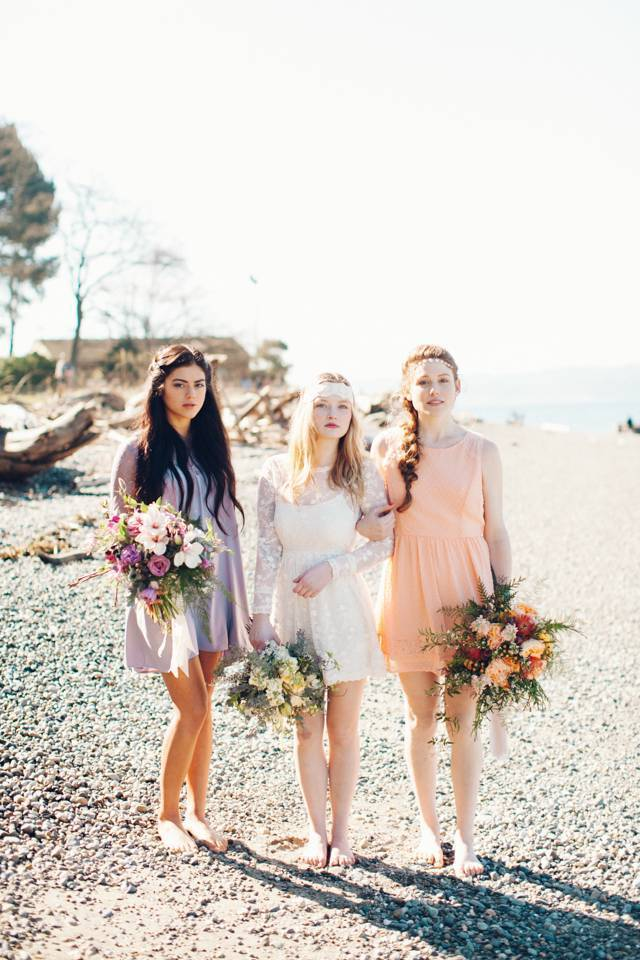 Bohemian Bride Inspiration {Catie Coyle Photography} 8
