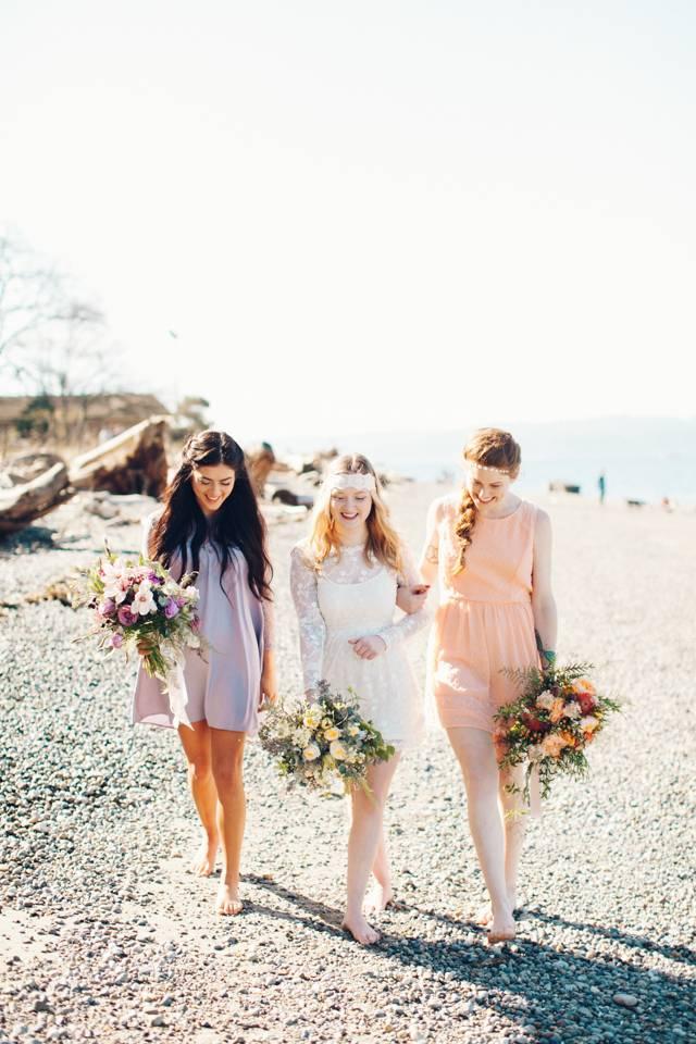 Bohemian Bride Inspiration {Catie Coyle Photography} 9