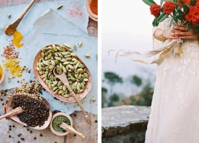 Boho Nepali Wedding Inspiration 5
