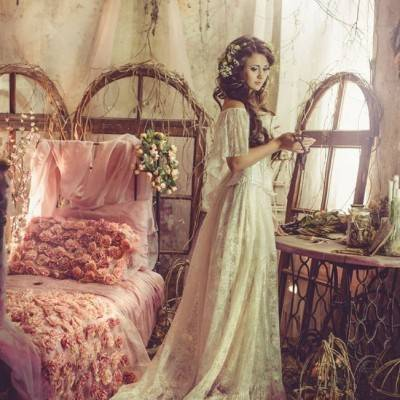 Fairytale Wedding Inspiration + Ideas