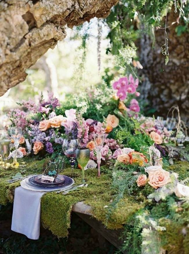 Fairytale Wedding Inspiration & Ideas 15