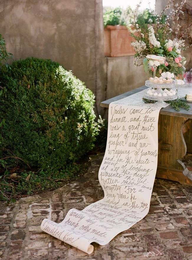 Fairytale Wedding Inspiration & Ideas 9