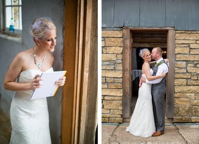 Hops Themed Wisconsin Farm Wedding {Studio Jada Photography} 2