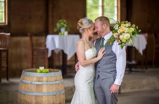 Hops Themed Wisconsin Farm Wedding {Studio Jada Photography} 21