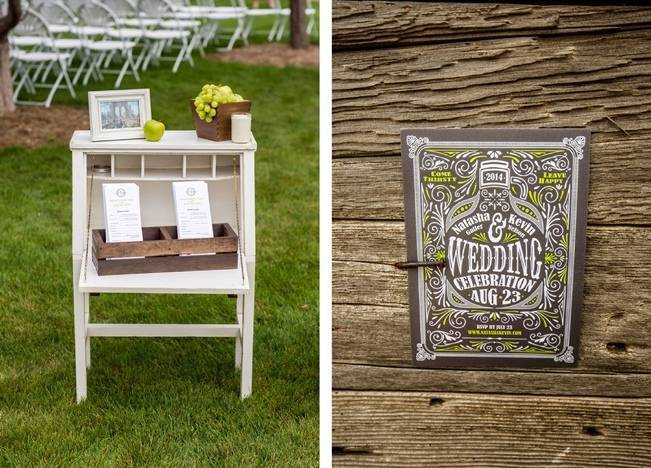 Hops Themed Wisconsin Farm Wedding {Studio Jada Photography} 9