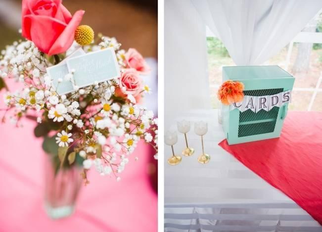 Mint Backyard wedding in Northern Ontario {Caroline Ross Photography} 19