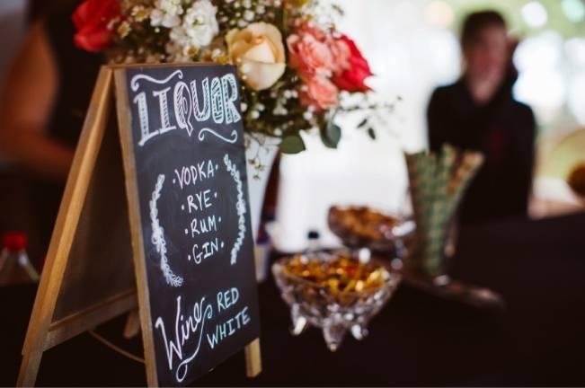 Mint Backyard wedding in Northern Ontario {Caroline Ross Photography} 21